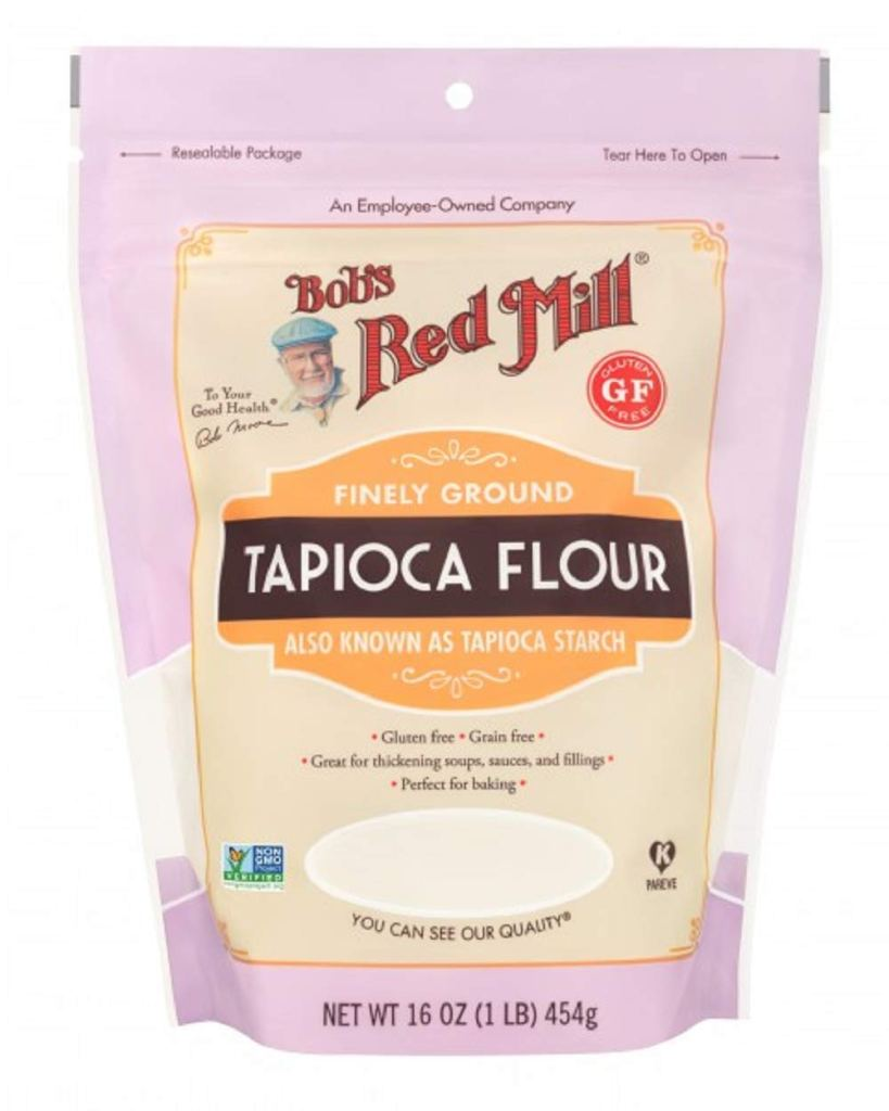 Tapioca Starch vs Flour: What's the Difference?