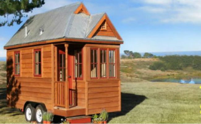 The Tiny House Movement Talk Business Politics