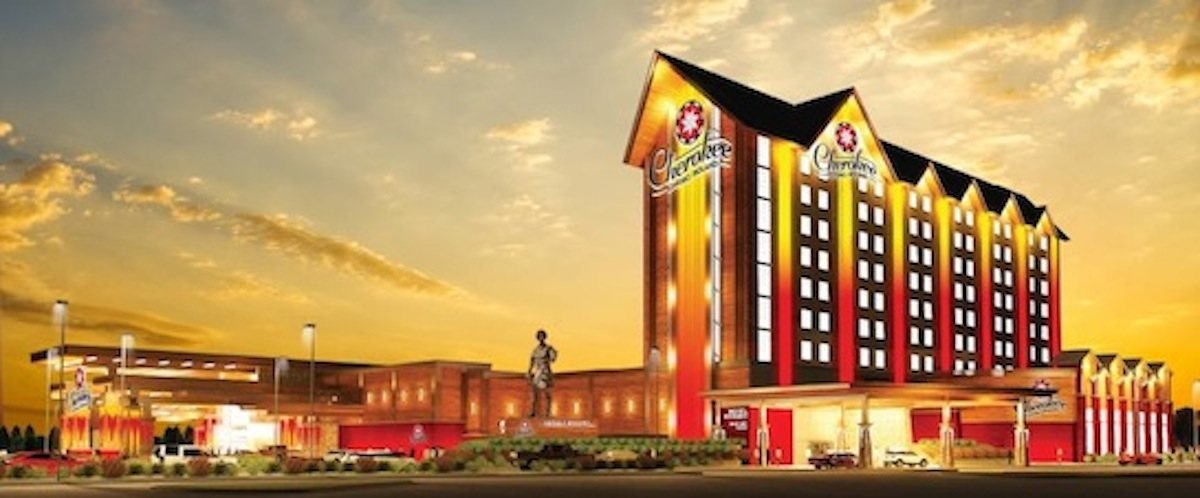 Cherokee Nation set to open entire 80 million casino and