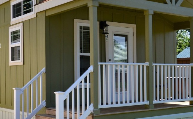 Tiny House Trend Emerging In Arkansas With Seniors In
