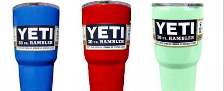 Yeti Knockoff Rambler