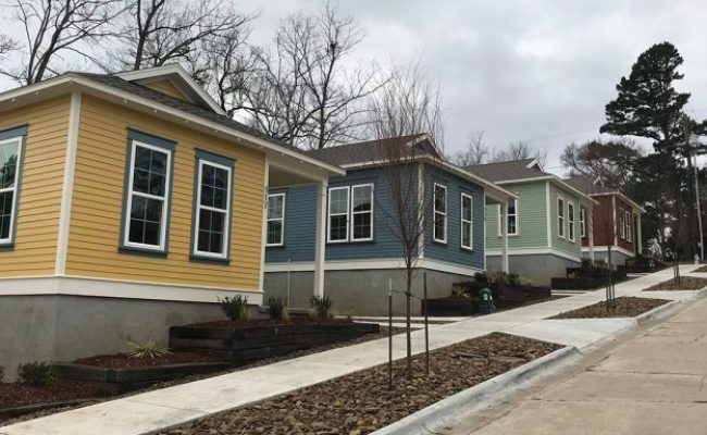 Tiny Houses Are A Big Seller In South Fayetteville Talk