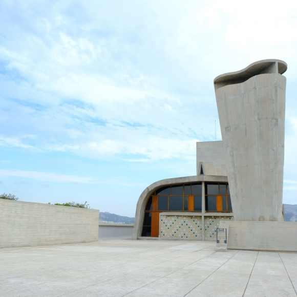 cite radieuse corbusier marseille, Cité Radieuse by Le Corbusier @ Marseille