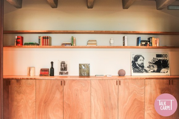 coworking space design, Examples of European coworking space design creating an at home feel