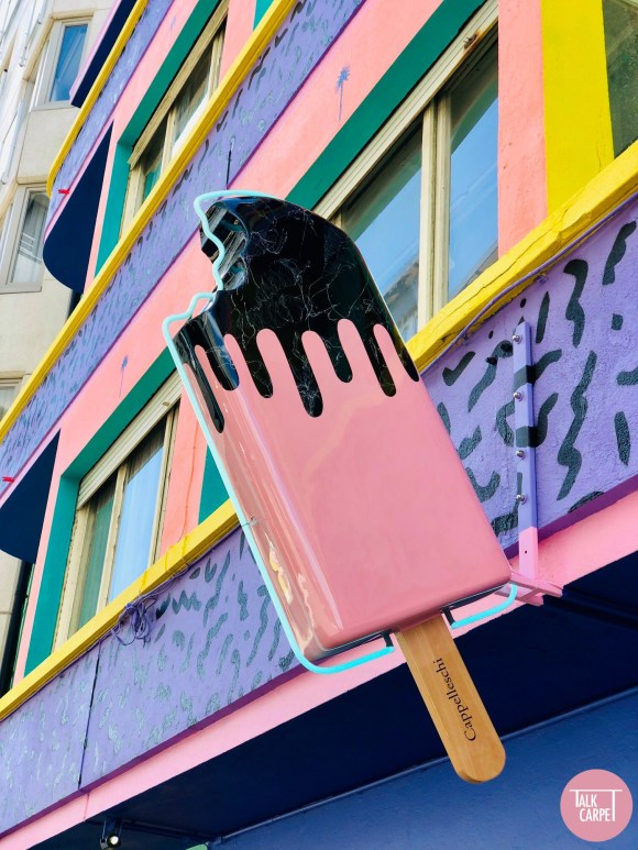 happy colors interiors, Happy colors at these three Belgian art galleries