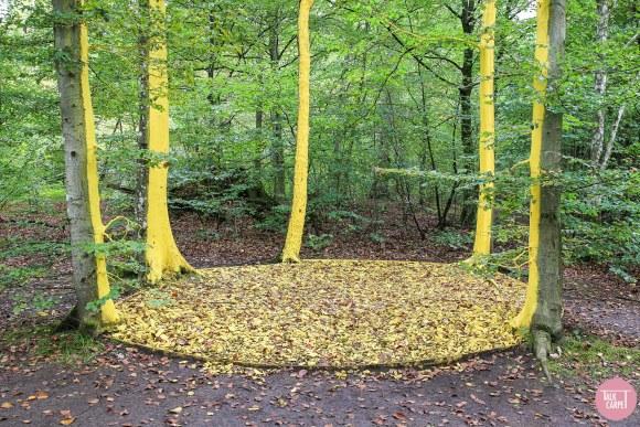 wanas konst, Wanas Konst sculpture park in Southern Sweden