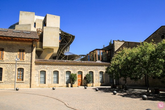 Marques de Riscal Gehry, Wine bottle design inspires vineyard hotel by Frank Gehry