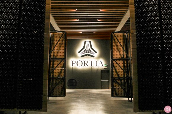 portia winery foster, Foster + Partners designs Portia Winery as a church of wine