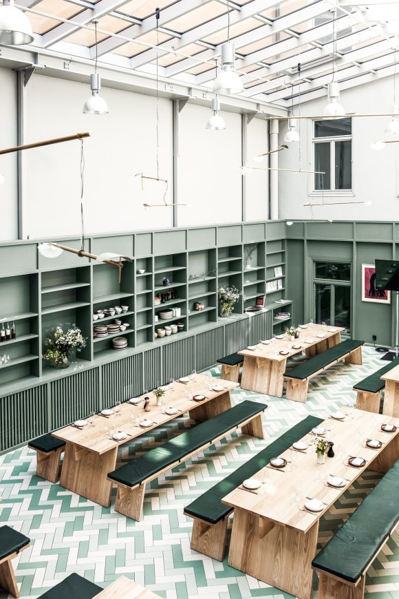 coworking design, Coworking design that inspires creatives at Alma Stockholm