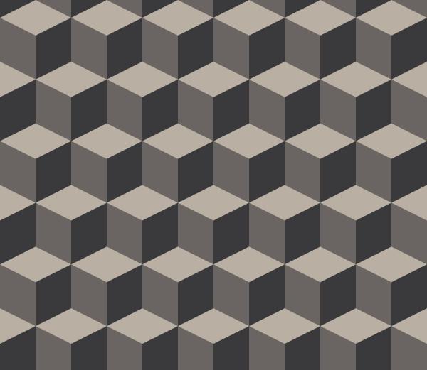 colour cubes grey