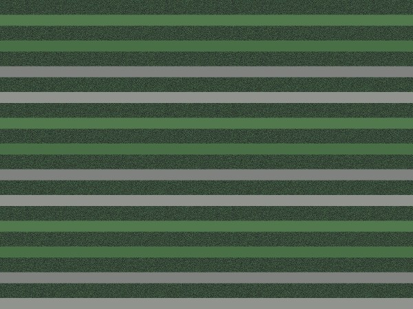 concrete stripe green