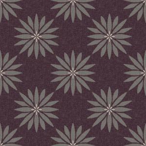 yoga flower   purple