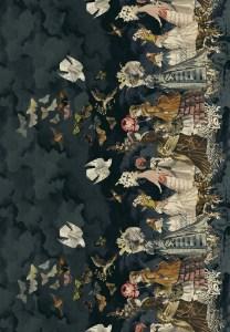 papillons  grey