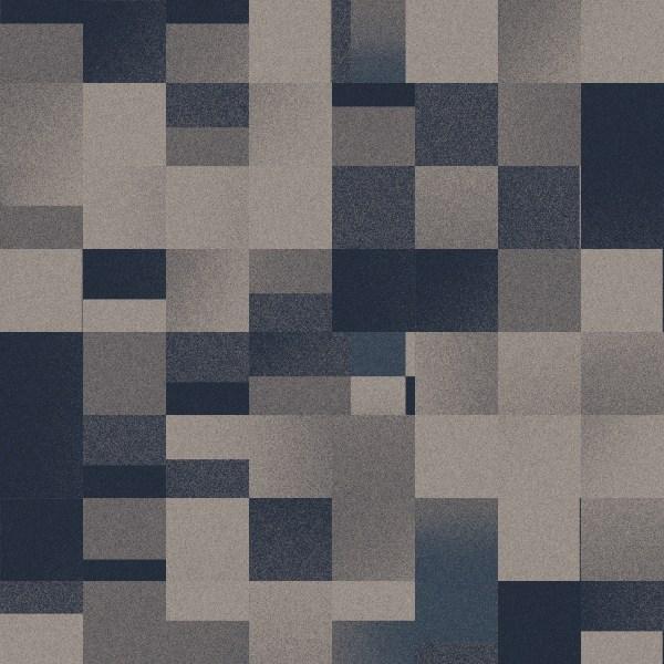 gradient block blue