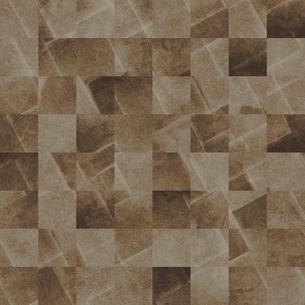 rustic tiles  brown