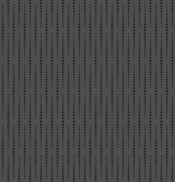dots on line  grey