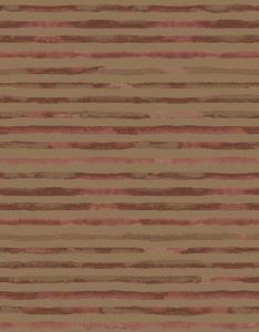 watercolour stripe  rose