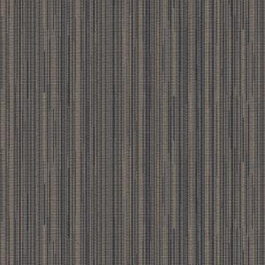 hessian stripe grey