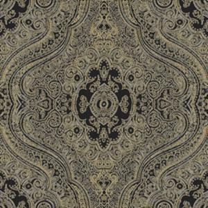 paisley shawl  black