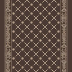 royal palace corridor 195 cm  brown