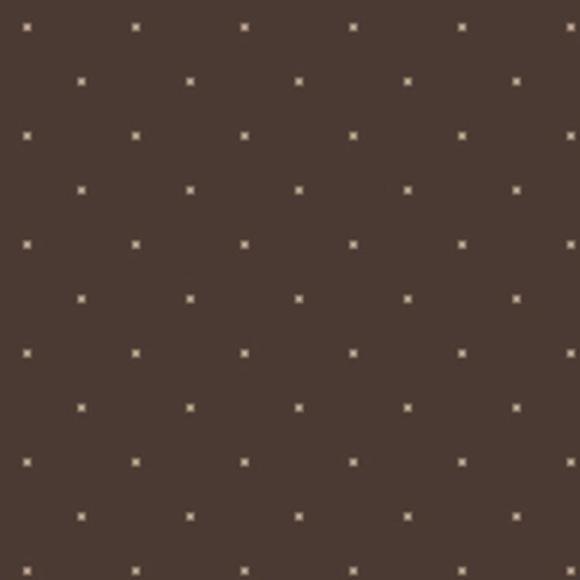 chain dot  brown