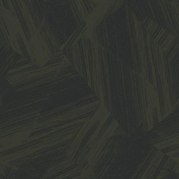 plissé green