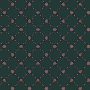 chain treillis green