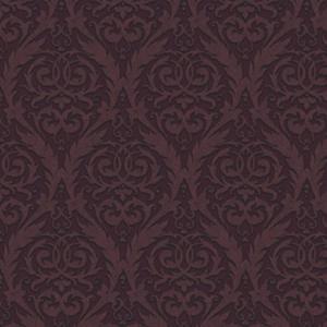 queens ornament  purple