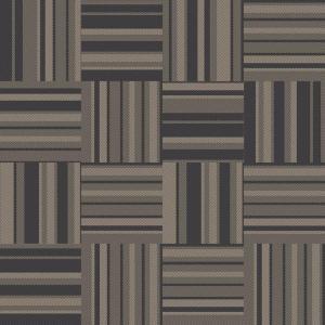 denim stripe black