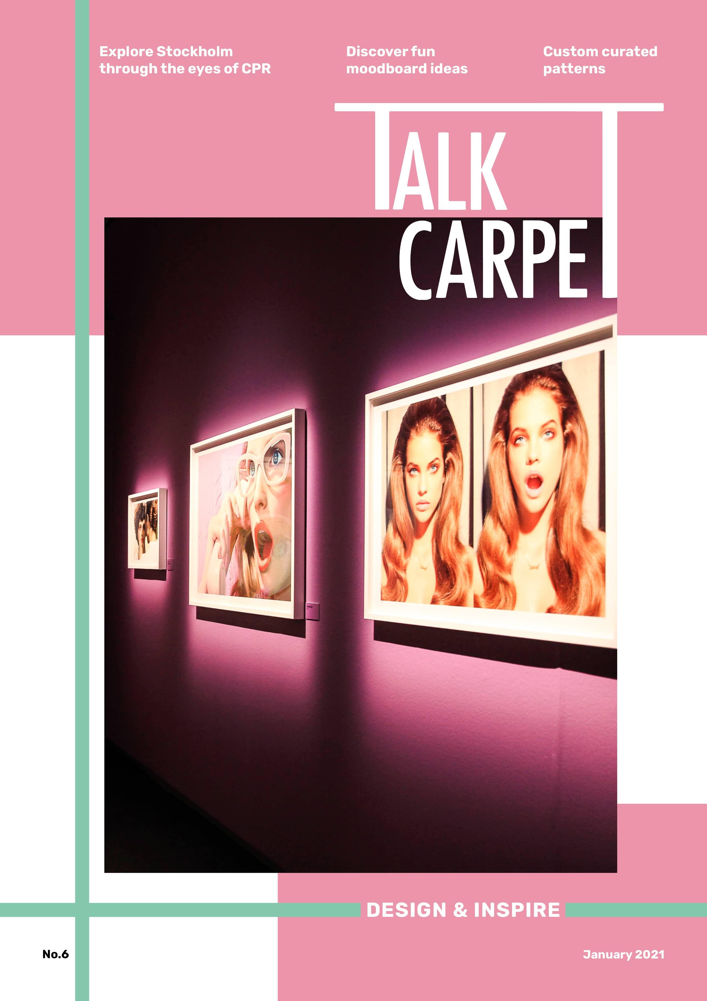 , Talk Carpet Magazine archive