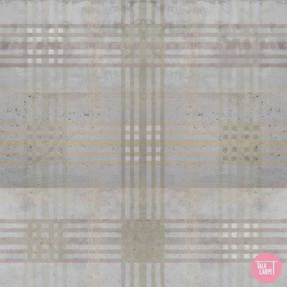 concrete carpet, Eroded concrete carpet inspired by Daniel Arsham's eroded series