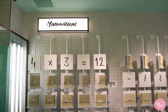 Cuadernos Rubio, The nostalgia is back in Valencia: Cuadernos Rubio by Masquespacio