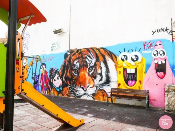 street art tour valencia, Valencia's cool factor through our street art tour and IVAM museum visit