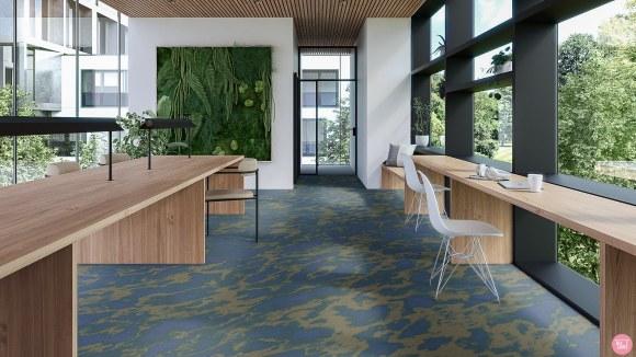 organic pattern, Lake Atitlan is the inspiration for our organic pattern mood board