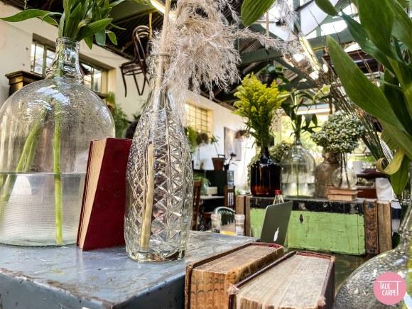 biophilic interior design, Our Local at 117 Kloof is a prime example of cosy biophilic interior design