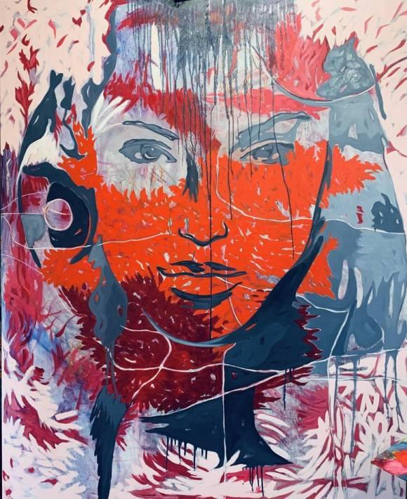 painterly carpet, Spotlight on artist Hakob Hakobyan and his painterly carpet concept