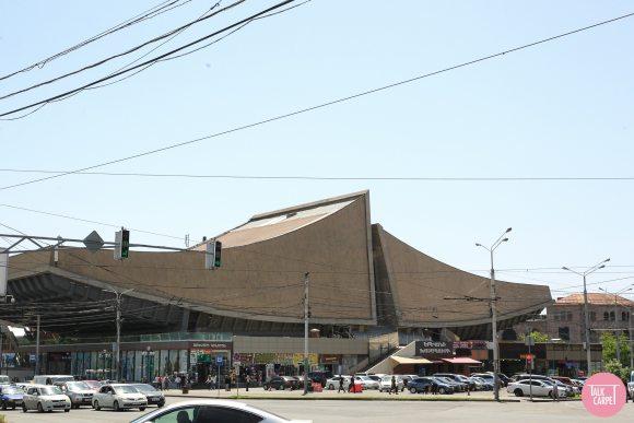 soviet brutalist architecture, Exploring Armenia's Soviet & Brutalist Architecture in Yerevan