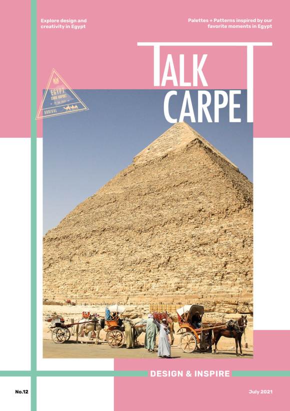 Talk Carpet, Issue 9: Guatemala