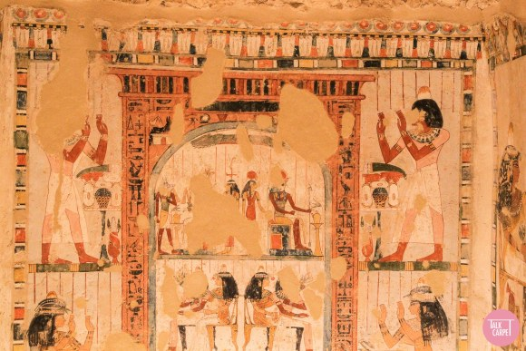 EGYPT TOMBS, Exploring tombs of Egypt in the Valley of the Kings and Nobles