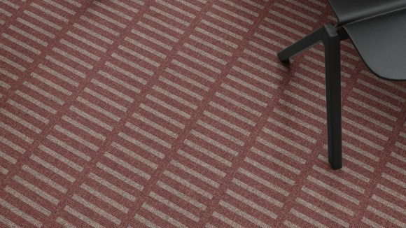 low pile carpet, Low pile carpet inspired by a Starck designed patio in Marseille