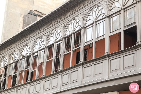 balconies of Lima, The Balconies of Lima offer a look into Peru's architectural history