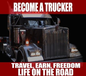 Become a Trucker