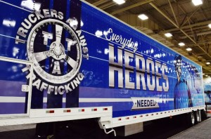 truckers against trafficking on overdrive