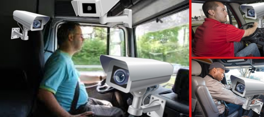 Semi Truck Cameras