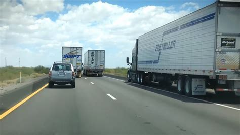 Trucking Etiquette & Pet Peeves