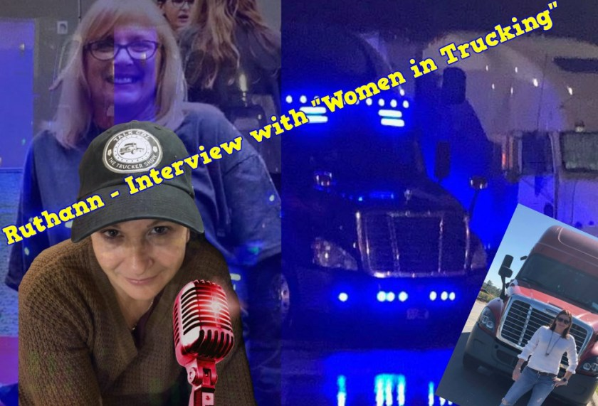 Ruthann - Interview with Women in Trucking