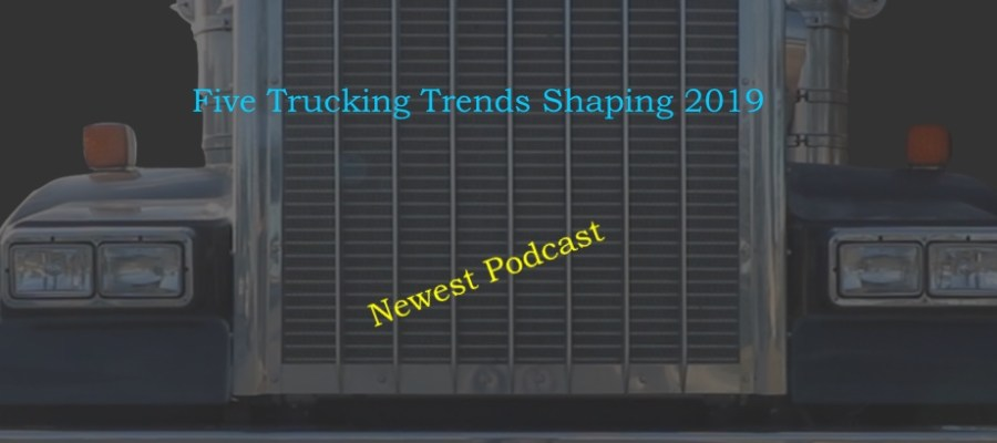 Five Trucking Trends