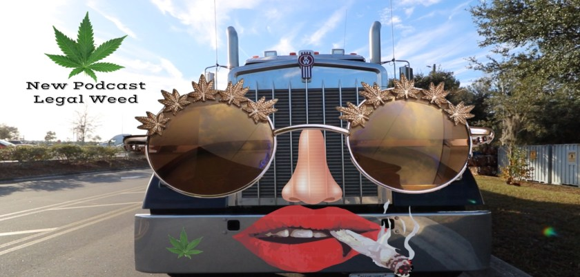 Trucking News with Ruthann Legal Weed