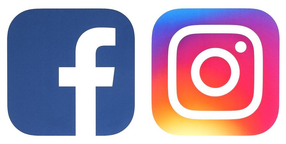 Facebook, Instagram, Passwords