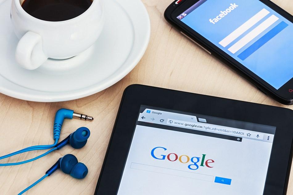 Australia, Facebook, Google